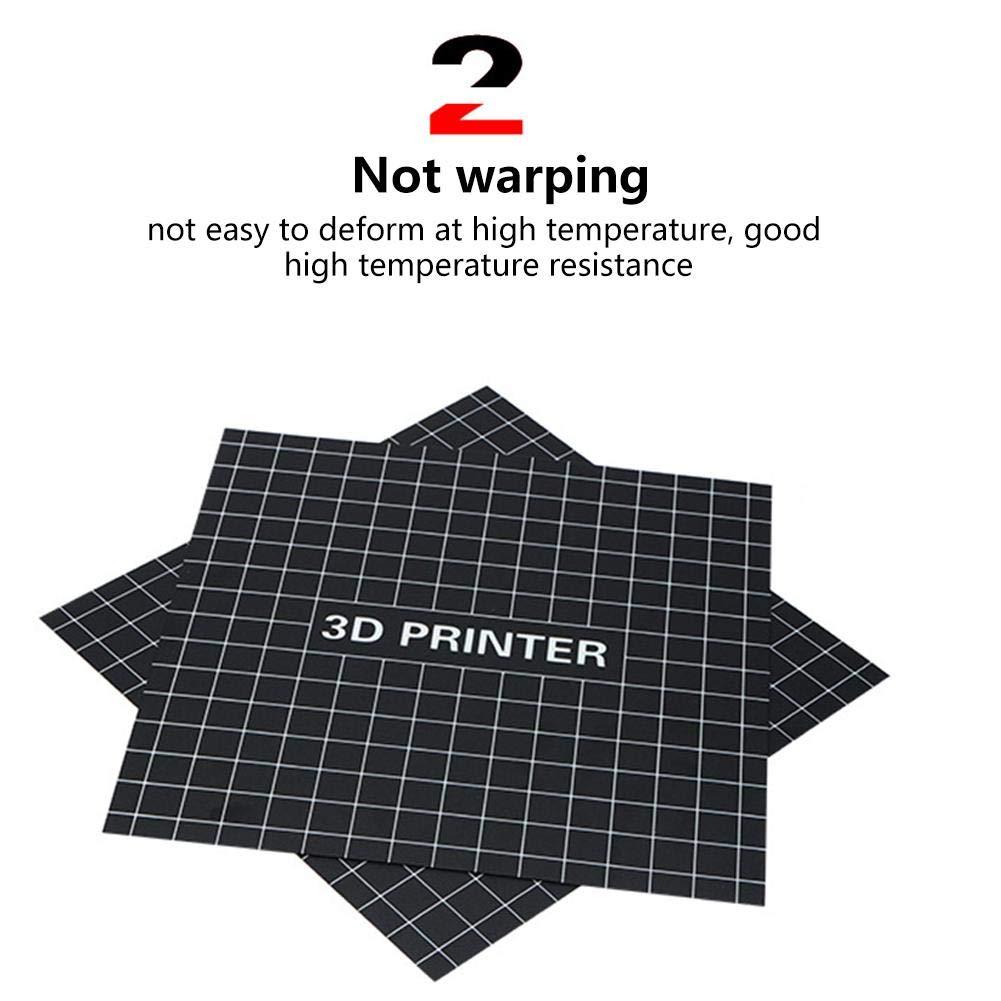 Globalqi Impresora Etiqueta Adhesiva 3D Accesorios de la Impresora ...