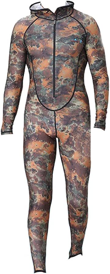 MonkeyJack New Mens Full Body Wetsuit Wet Suit Surf Scuba Diving Equipment