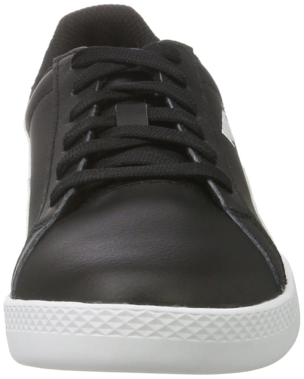 Puma Schwarz Damen Smash L Sneakers Schwarz Puma (schwarz/Weiß 01) e37056