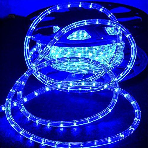 Blue Led Deck Lights - 9