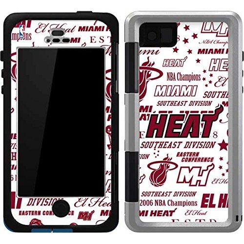 t OtterBox Armor iPhone 5/5s/SE Skin - Miami Heat Historic Blast Design - Ultra Thin, Lightweight Vinyl Decal Protection ()