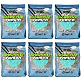 King Soba 6-PACK Gluten Free, Organic Brown Rice Ramen Noodles - 4 noodle cakes in each package