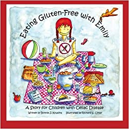 eating gluten free with emily a story for children with celiac disease bonnie j kruszka richard s cihlar 9781439212264 amazoncom books - Free Children Images