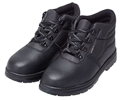Ickworth Chukka Safety Work Boots With Steel Toe Cap Size 6-12 ...