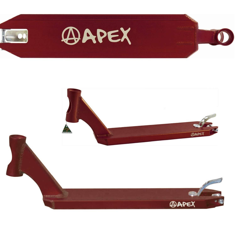 Apex Scooters - Patinete de Acrobacias por Tabla + Pegatina ...