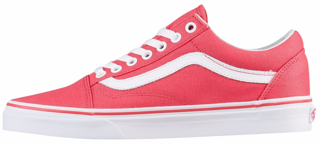 Vans Unisex Old Skool Classic Skate Shoes B06XXN3BLB 8 M US Women / 6.5 M US Men|Deep Sea Coral