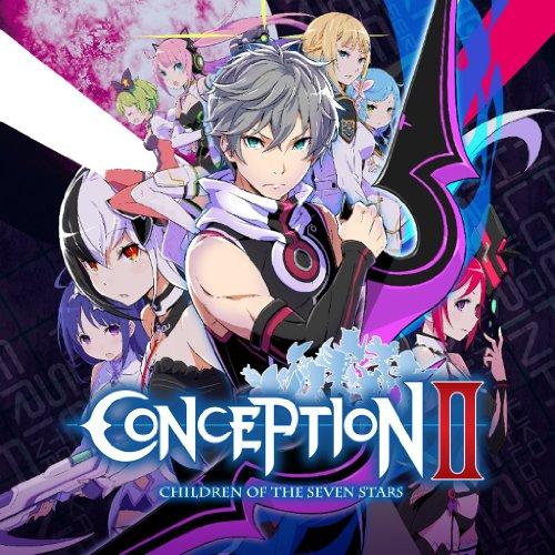 Conception II: Children of the Seven Stars - PS Vita [Digital Code]