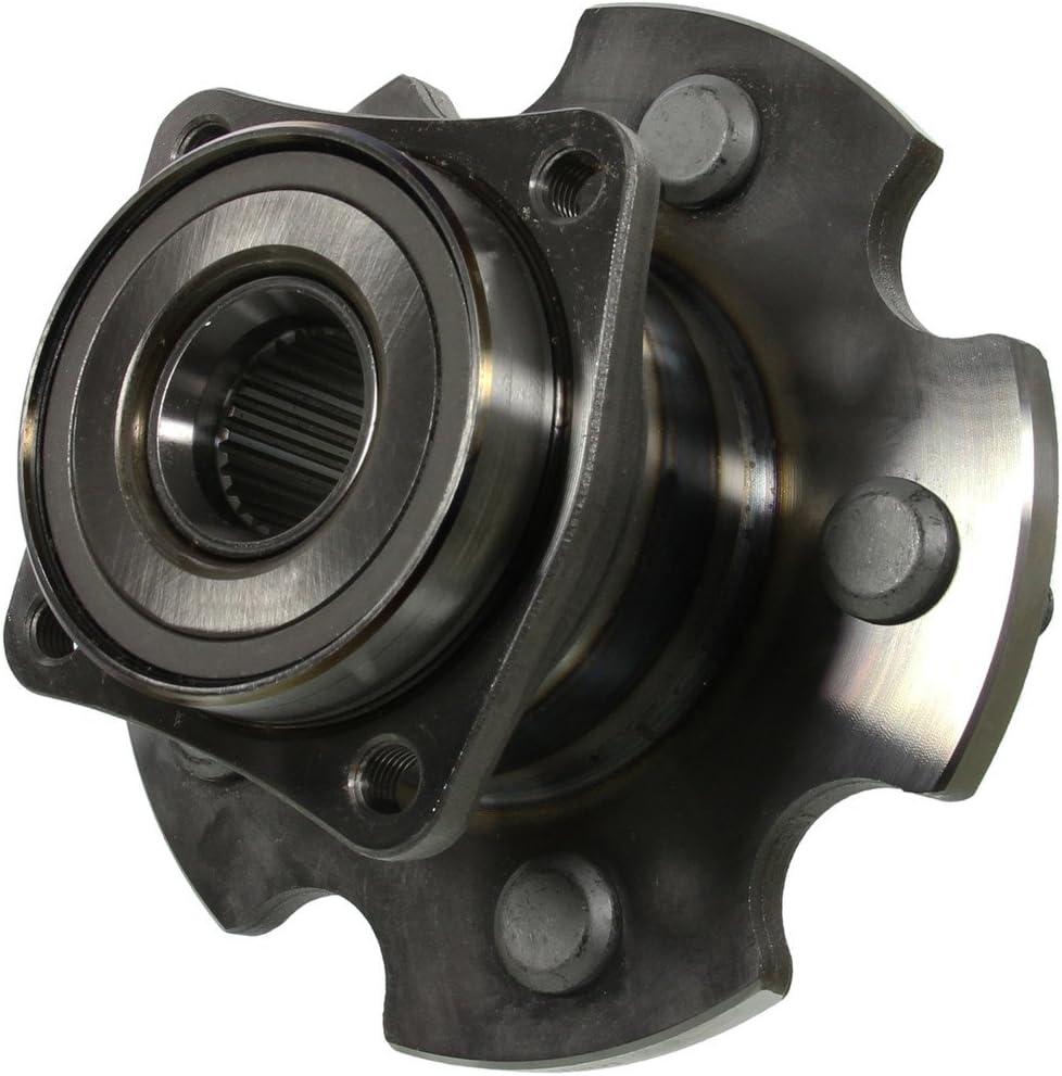 Wheel Bearing and Hub Assembly-AWD Rear Timken HA590522