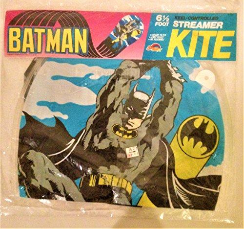 DC Comics: Batman Spectra Star 1990 6.5' Streamer - Man Streamer