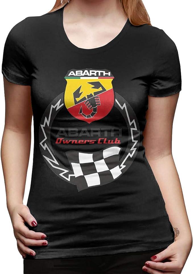 T-Shirt Abarth Trim Racing Racing Cod139