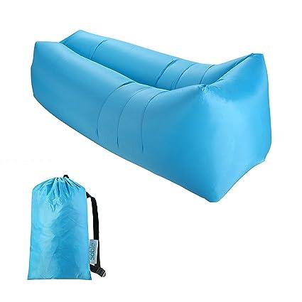 Arena Hamaca hinchable para sofá hinchable, ligera, diseño ...
