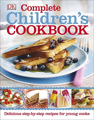 Complete Children's Cookbook (Jersey Cook Quinn)