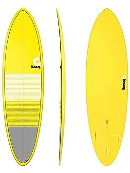 TORQ Tabla de Surf epoxy Tet 6.8 Fun Board Lines: Amazon.es: Deportes y aire libre