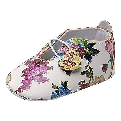 design de qualité 0de76 e59b3 Couleur Unique Chaussures Enfants Chaussons Cuir Souple Bébé ...
