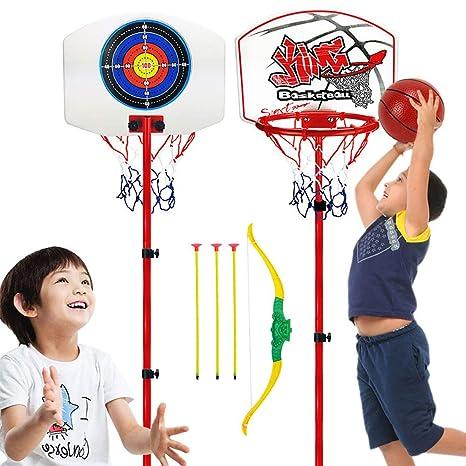 Instag Soporte de Baloncesto de Juguete Objetivo de Arco y Flecha ...