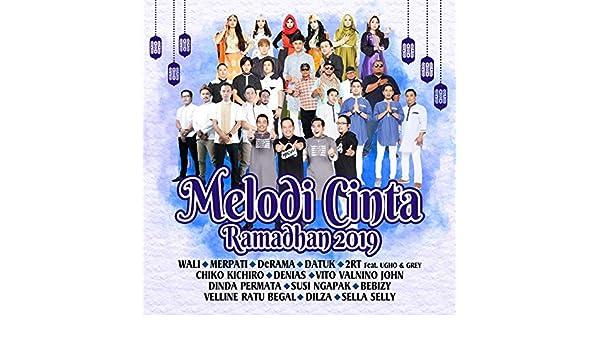 Melodi Cinta Ramadhan 2019 by Various artists on Amazon Music