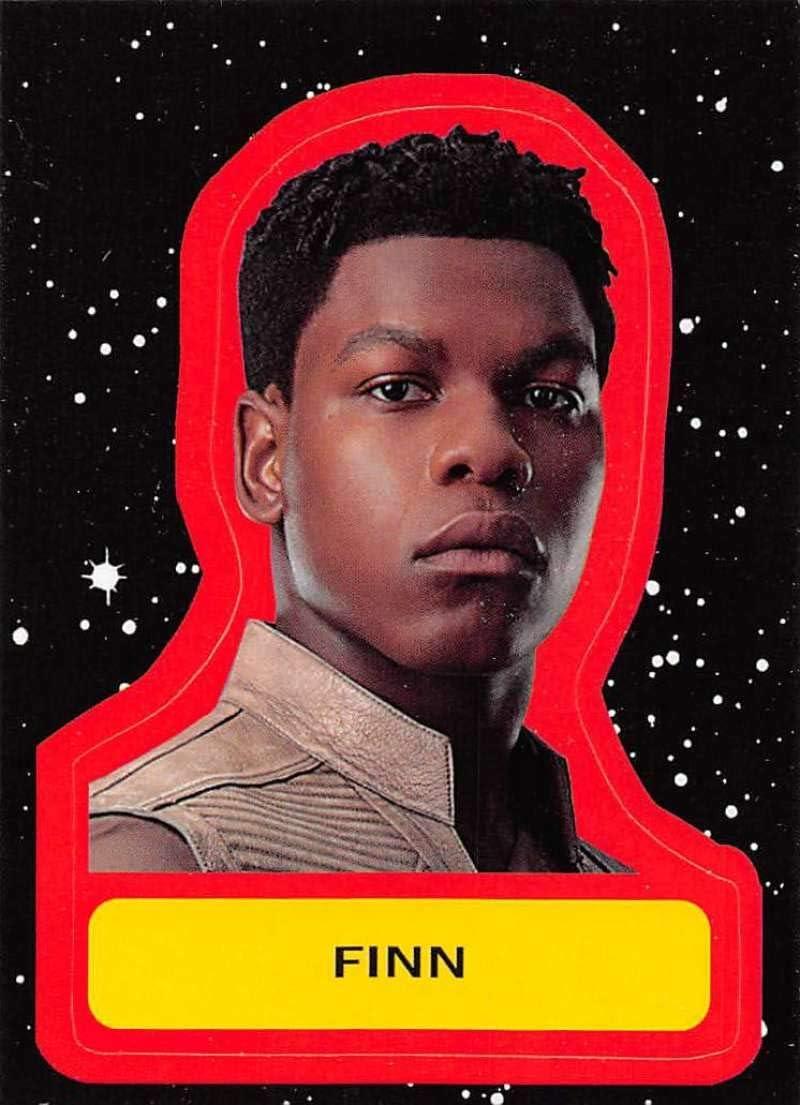 Topps Star Wars Digital Card Trader Finn Prime Insert