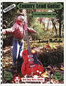 Country Lead Guitarist : nashville country lead guitar larry mccabe 9781934777077 books ~ Hamham.info Haus und Dekorationen