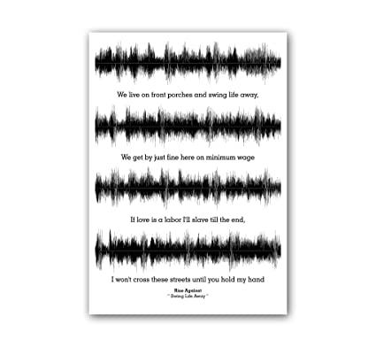 Amazon com: Lab No  4 Swing Life Away Song Soundwave Lyrics