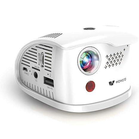 Proyectores Cine En Casa Full HD 1080P Proyector Portatil ...