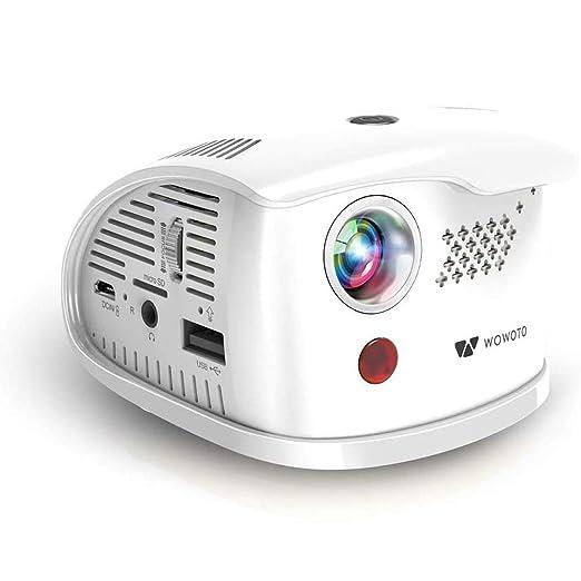 Proyectores Cine En Casa Full HD 1080P Proyector Portatil WiFi ...