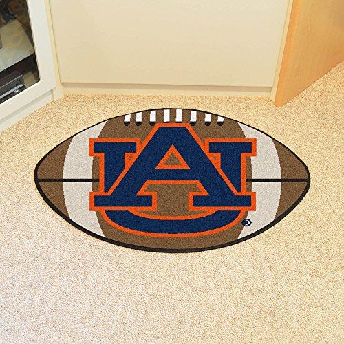 (Auburn University Tigers Football Floor Rug Mat)