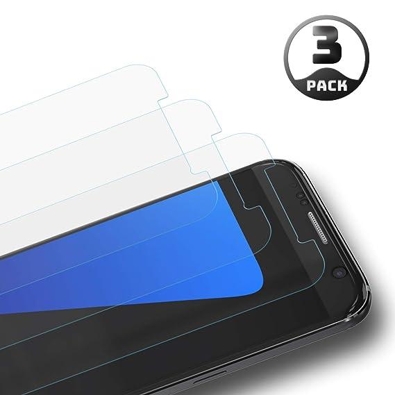 Aribest Galaxy S7 Panzerglasfolie,3 Stück Panzerglas Schutzfolie Für Samsung Galaxy S7,Ultra-klar 9H Härte,Anti-Kratzen,HD Kl