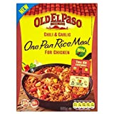 Old El Paso Chilli & Garlic Rice Kit (355g)