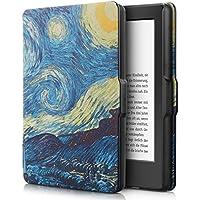Capa Kindle Paperwhite 10ª Geração WB, Ultra Leve, Auto Hibernação, Fecho Magnético, Van Gogh