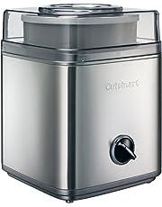 Cuisinart ICE30BCE Sorbetière avec accumulateur de froid 2 L