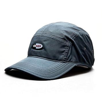 free shipping b19a9 4f931 Nike U NK Aw84 Cap Airmax QS Cap for Man, Grey (Anthracite),