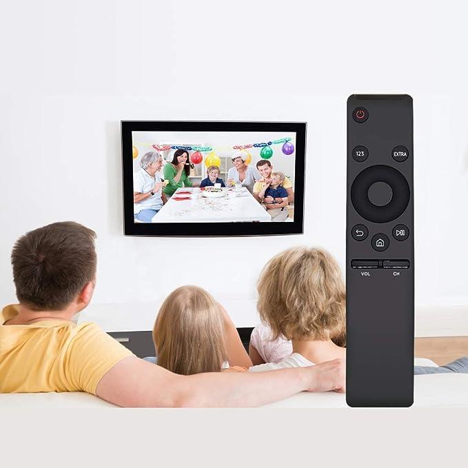 Mando a Distancia de Repuesto para Samsung BN59-01259B Smart 4K LED TV para Samsung UE55KS7500U UE55KS8000T UE55KS9000T UE65KS7500U UE65KS8000T UE65KS9000T UE65KU6400U UE65KU6500U UE78KU6500U: Amazon.es: Electrónica