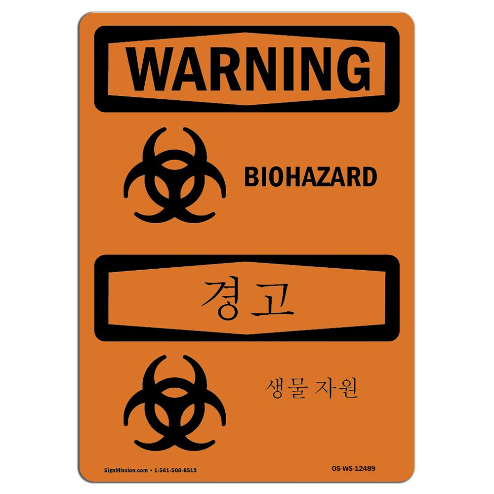 OSHA Warning Sign - Renovation Work Contains Lead | Decal | Protect Your Business, Construction Site, Warehouse & Shop Area |  Made in The USA