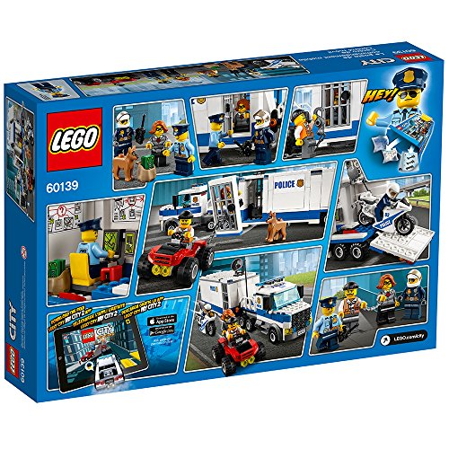 LEGO City Police Mobile Command Center 60139 Building Toy by LEGO (Image #5)