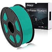 SUNLU 3D Printer Filament PLA Plus Grass Green, PLA Plus Filament 1.75 mm,Low Odor Dimensional Accuracy +/- 0.02 mm, 3D Printing Filament,2.2 LBS (1KG) Spool for 3D Printers & 3D Pens,Grass Green