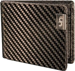 product image for Common Fibers MAX - Real Carbon Fiber RFID Blocking Slim Bifold Mens Wallet