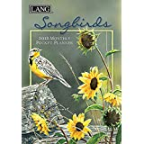 """Lang Monthly Pocket Planner """"Songbirds"""" Artwork By Susan Bourdet-13 Month-January to January-Portable 4.5"""" x 6.5"""""""