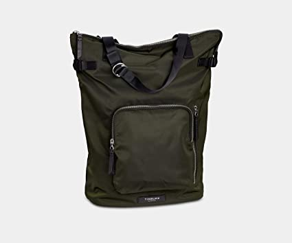 Amazon.com  Timbuk2 2189-3-6634 Convertible Backpack Tote, Army ... 2879ef2759