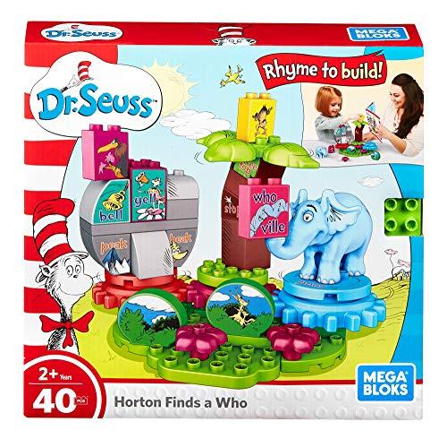 Mega Bloks Dr. Seuss Horton Finds a Who