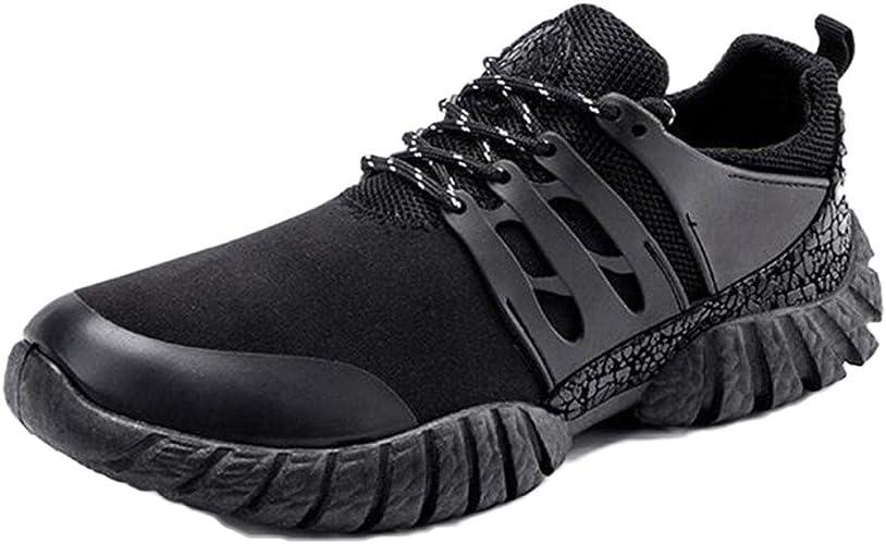 Zapatillas De Running Hombre Unisex Otoño Tallas Grandes 45 46 Zapatillas Deportivas Zapatillas Board Calzado Transpirable: Amazon.es: Zapatos y complementos