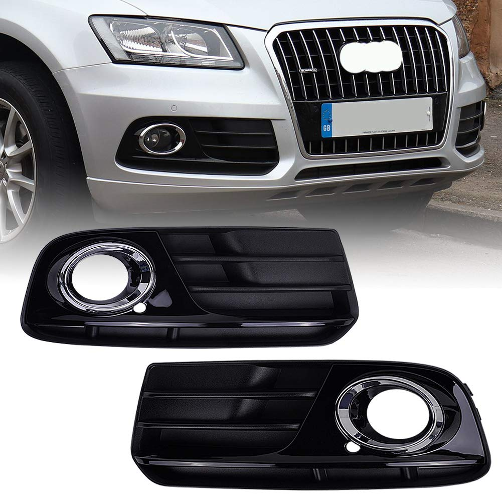 runmade Front Lower Side Bumper Grill Vent Driver Side For 13-15 Audi Q5 A0019