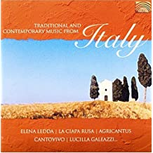 Italy: Traditional and Contemporary Music from Italy