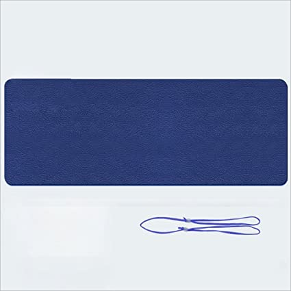 Amazon.com : ZWW electronic Bodhi Leaf Texture Yoga Mat ...