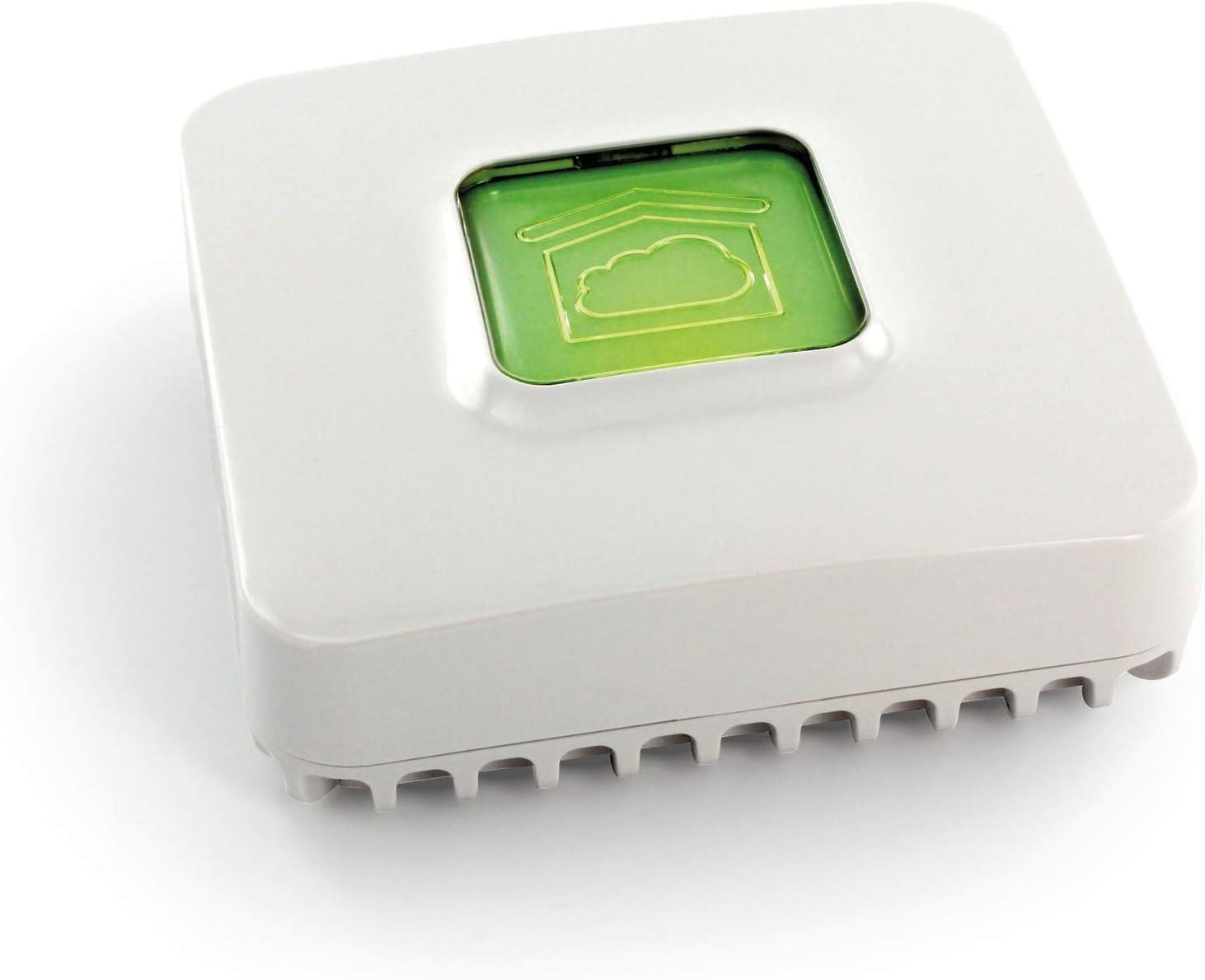 f/ür AeroFlow-Elektroheizung mit X3D-Funkempf/änger APP-f/ähig Funk-Raumregler X3D Funk-Thermostat//Funksender