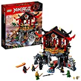 Best Ninjago Sets - LEGO Ninjago 6212674 Temple of Resurrection 70643 Building Review