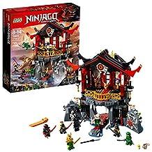 Lego Ninjago 6212674 Temple of Resurrection 70643 Building Kit (765 Piece)