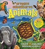 Origami Adventures: Animals, Nick Robinson, 1607107635