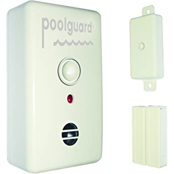 Amazon Com Poolguard Dapt Wt Immediate Pool Door Alarm