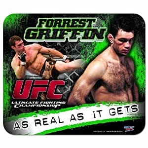 UFC Mixed Martial Arts Forrest Griffin Mouse Pad