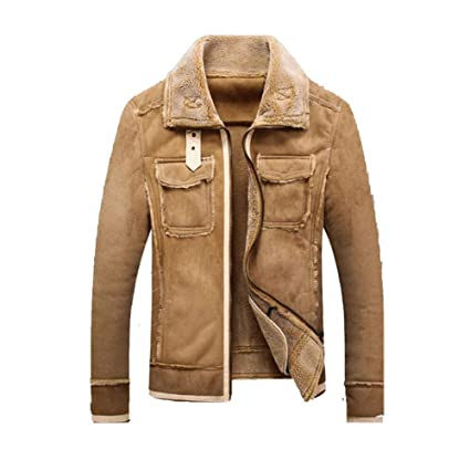 Abrigos de chaquetas para hombres, Chaquetas de aviador ...